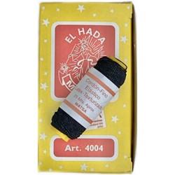 Elastic Thread Black 30m -...