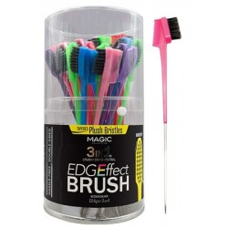 3 in 1 Edge Brush With Pin...