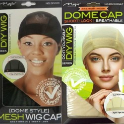 Dome Mesh Wig Cap - Magic
