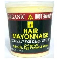 Organic Hair Mayonnaise 32oz