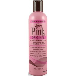 Pink hair lotion 355ml