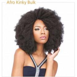 """01 Afro kinky Bulk 20"""" 50cm"""