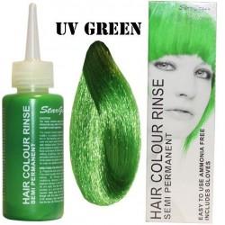 Color Semipermanente Uv Verde