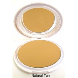 Island Beauty Polvo Compacto Natural Tan