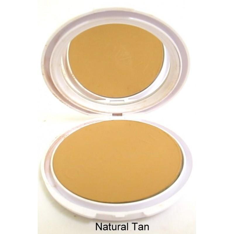 Island Beauty Polvo Compacto Natural Tan
