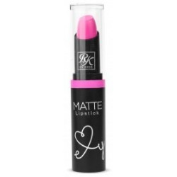 Hot Pink Gossip Pintalabios Mate Kiss