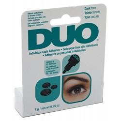 Duo Adhesivo Oscuro de Pestañas Individuales 7grs