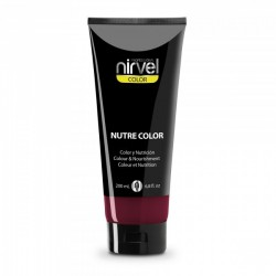 Nutre Color Nirvel Rojo 200ml
