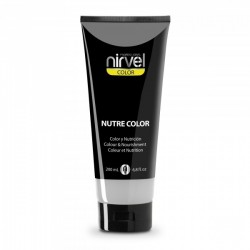 Nutre Color Nirvel Blanco 200ml