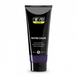 Nutre Color Nirvel Morado 200ml