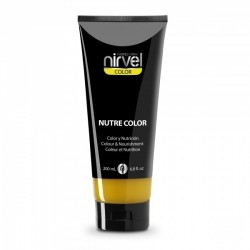 Nutre Color Nirvel Amarillo 200ml