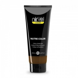 Nutre Color Nirvel Marron 200ml
