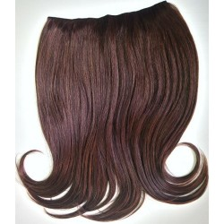 Clip in Glam 1 Pieza - Lisa 55cm 6