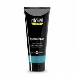 Nutre Color Fluor Nirvel Turquesa 200ml