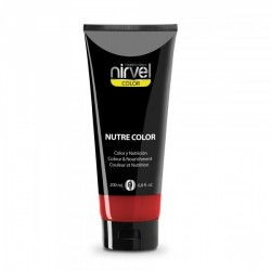 Nutre Color Fluor Nirvel Carmin 200ml