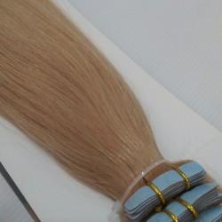 Extensiones Adhesivas 35 cm Liso Color 27