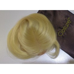 Silky Breathable Closure 613